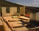 Montaggio moduli pareti esterne